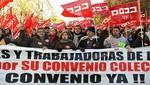 Sindicatos a Mariano Rajoy: sus políticas de austeridad son un suicidio