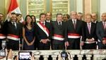 Presidente Ollanta Humala y gabinete ministerial presidieron conmemoración por el Día Internacional de la Mujer