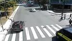 Joven ciclista perdió la vida por distracción en el semáforo [VIDEO]