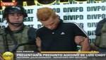 Capturan al sicario que mató al reportero gráfico Luis Choy [VIDEO]