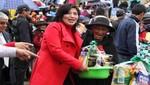 [Huancavelica] Mujeres huancavelicanas reciben merecido homenaje en su día