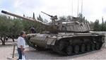 Israel espera que Uruguay adquiera los tanques Magach 6