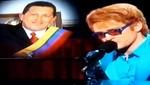 Justin Timberlake se burla de la muerte de Hugo Chávez