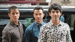 Los Jonas Brothers se pasean por Brasil [FOTOS]