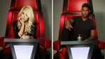 Usher y Shakira se incorporan a The Voice
