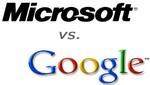 Google a Microsoft por campaña: dedícate a mejorar tus productos