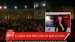 Chile: canal televisivo se equivoca y pone 'erección' en vez de elección de Papa
