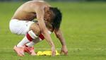 La selección peruana de fútbol cayó dos puestos en el  ránking de la FIFA