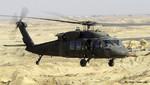 Colombia recibe de EE.UU el primer simulador para helicópteros UH-60 Black Hawk