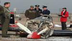 Dos pilotos de la Fach murieron al estrellarse su aeronave