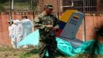 Dos pilotos de la Fuerza Aérea de Colombia mueren en accidente aéreo