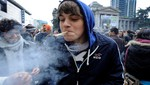 Los jóvenes fuman dos veces más marihuana que tabaco en Estados Unidos
