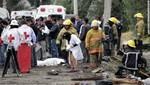 México: 13 muertos y cientos de heridos por explosión de fuegos artificiales