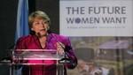 Michelle Bachelet deja el cargo como jefe de ONU Mujeres