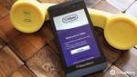Aplicación Viber confirmado para BlackBerry 10