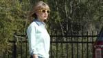 Taylor Swift captada filmando un nuevo clip [VIDEO]
