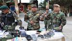 Ejército de Bolivia recibe 16 sistemas portátiles de posicionamiento satelital (GPS)