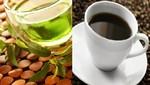 Para prevenir un derrame cerebral: Un café y cuatro tazas de té verde al día