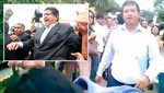 Alan García: golpean a sujeto que le gritó revocador y mafioso en referéndum [VIDEO]