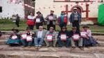 Huancavelica: 2,537 familias reciben títulos de propiedad
