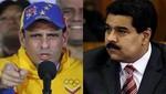 Venezuela: encuesta revela ventaja de Maduro sobre Capriles por 14 puntos