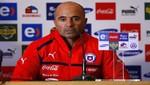 Jorge Sampaoli: Perú  va a sentir la ausencia de Paolo Guerrero ante Chile y estoy contento por eso [VIDEO]