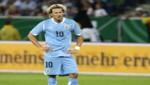 Diego Forlán se perdería el partido ante Paraguay