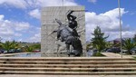 Bolivia le regaló un millón de dólares a Argentina para estatua de Juana Azurduy