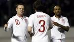 Inglaterra apabulló 8-0 a San Marino