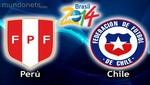Eliminatorias Brasil 2014: Perú Vs. Chile  [EN VIVO]