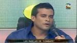 Combate: Christian Domínguez quiere tener un hijo con Vania Bludau [VIDEO]