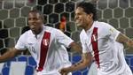 Paolo Guerrero le agradeció a Farfán vía Facebook por el gol realizado ayer ante Chile