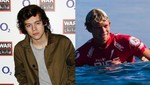 Taylor Swift cambia a Harry Styles por surfista hawaiano