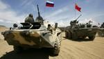 Rusia y China desarrollarán una cooperación militar