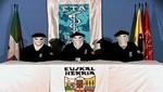 España: ETA dispone de entre 20 y 30 activistas en Francia