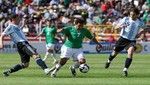 Eliminatorias Brasil 2014: Argentina empató 1 - 1 con Bolivia [VIDEO]