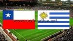Eliminatorias Brasil 2014: Chile Vs. Uruguay EN VIVO