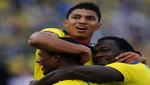 [Eliminatorias Brasil 2014] Ecuador goleó a Paraguay por 4 - 1