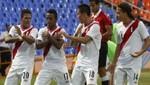 Perú goleó 3-0 a Trinidad y Tobago en amistoso internacional