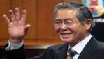 Alberto Fujimori permanecería 8 años más en la cárcel por 'diarios chicha'