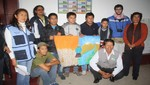 [Huancavelica] Premian a ganadores de concurso de pintur