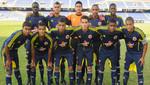 Entregan nómina de jugadores de la Sub17 de  Colombia para Sudamericano de Argentina