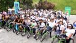 Más de 100 alumnos de Santiago de Surco se benefician con bicicletas gracias a programa 'Bicicole'