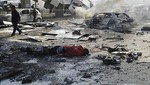 Siria: mueren 12 estudiantes en bombardeo a Universidad de Damasco