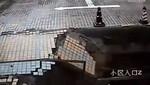 China: hoyo que aparece de la nada se traga a una persona [VIDEO]