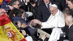 El Papa Francisco le habría lavado los pies a detenidos en cárcel romana