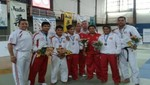 Selección de judo logró cinco medallas en Sudamericano Adulto en Argentina