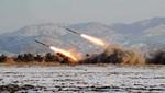 Corea del Norte alista misiles para lanzarlos a EEUU y Corea del Sur