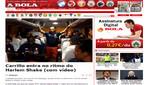 Prensa lusa destaca el Harlem Shake de la selección peruana de fútbol [VIDEO]