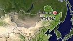 Sismo de 5,6 grados sacudió China